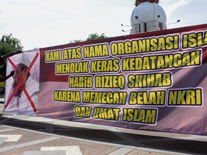 Seorang Ustadz di Medan: Rizieq Shihab Bukanlah Imam Besar Umat Islam