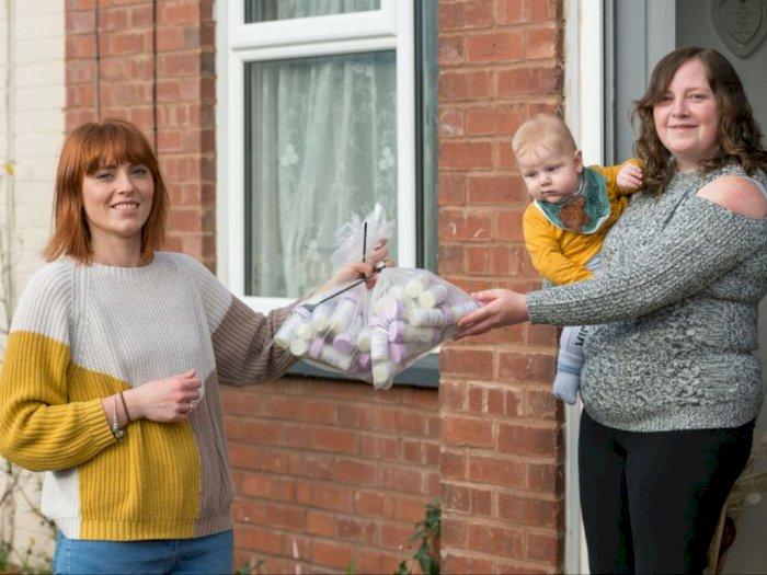 Salut! Bantu Bayi yang Butuhkan ASI, Wanita di Inggris Ini Bagikan 190 Liter ASI-nya