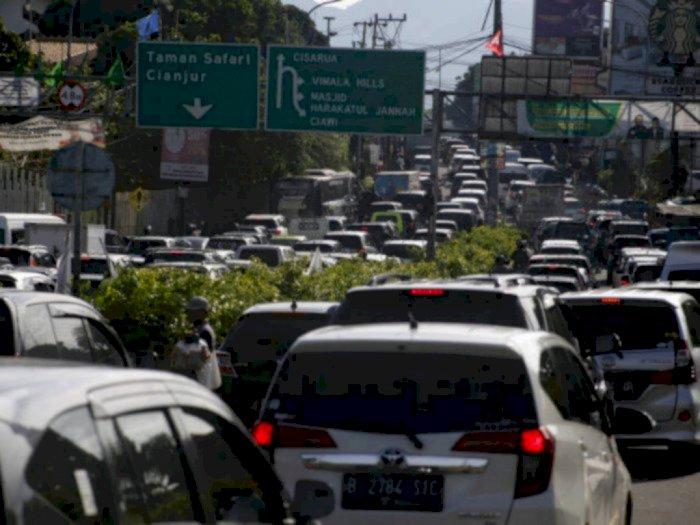 Anies Klaim Kenaikan Kasus Covid-19 Akibat Warga ke Bandung hingga Semarang