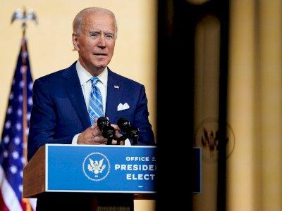 Tangani Covid-19, Joe Biden Bahas Penguatan Kemitraan dengan Sekjen PBB