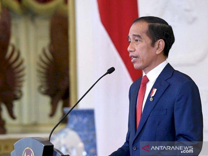 Terkait Peningkatan Kasus Positif Covid-19, Presiden Jokowi Minta Mendagri Serius