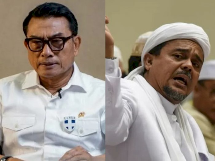 Habib Rizieq Dipanggil Polisi, Moeldoko: Saya Sudah Katakan Tidak Ada Kriminalisasi Ulama