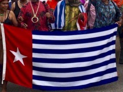 Mengenal Bendera Bintang Kejora di Tanah Papua, Berikut Faktanya
