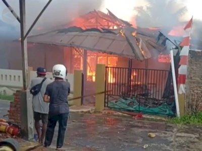 Fakta Lengkap Rumah Calon Bupati Boven Digoel Dibakar Warga, Pilkada Bakal Ditunda