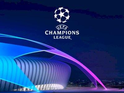 Jadwal Liga Champions Rabu dan Kamis Dini Hari serta Klasemen Sementara