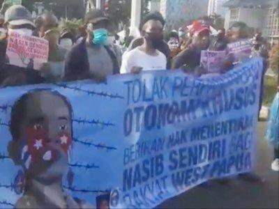 Tuntut Papua Merdeka, Pemerintah Tawarkan Otsus Kedua Menuju Sejahtera, Ini Kata Moeldoko