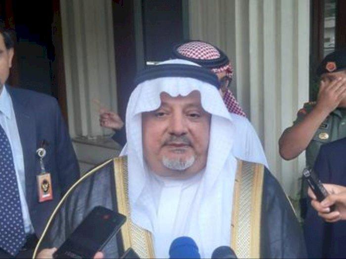 Terungkap, Dubes Arab Saudi Beberkan soal Keberadaan Habib Rizieq Shihab di Makkah