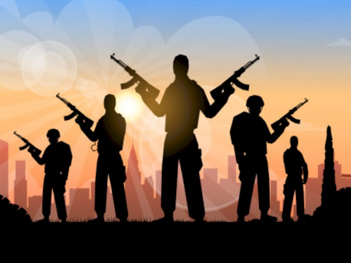 Simak! Ini Sederet Aksi Teroris Taufik Bulaga, Aset Berharga JI yang Ditangkap Densus 88