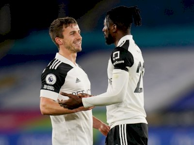 FOTO: Liga Inggris, Leicester City vs Fulham 1-2
