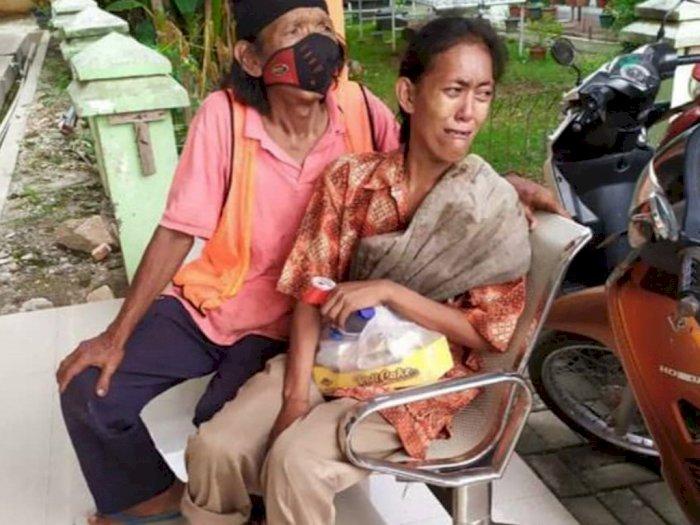Pilu Bocah 2 Tahun Meninggal di Gendongan saat Menemani Ibunya Mengemis