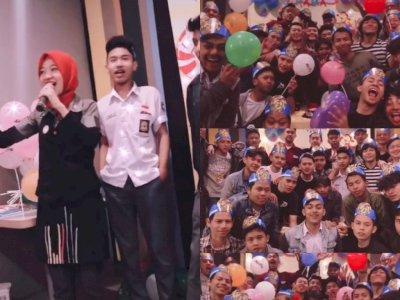 Viral Sekumpulan Cowok Ganteng Rayakan Ulang Tahun di McDonald's, Bikin Netizen Iri