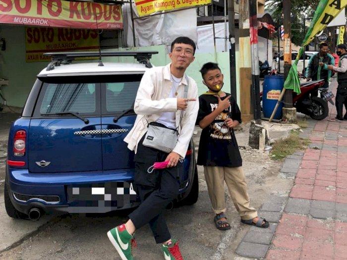 Ditawari dr Tirta Sekolah, Juru Parkir Cilik Ini Pilih Mondok Ingin Perkuat Tiang Agama
