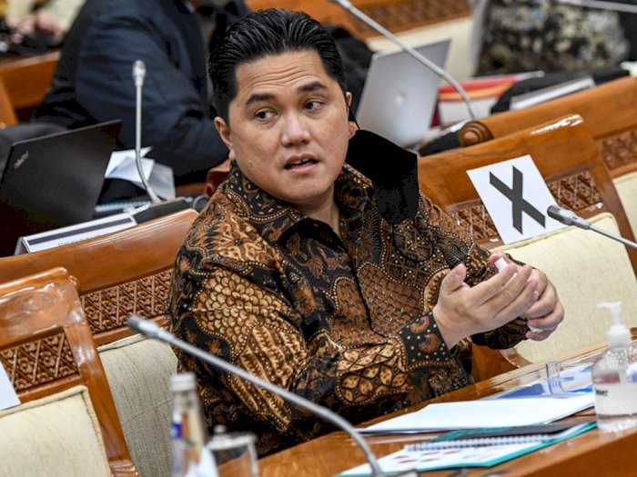 Menteri BUMN: Gotong Royong dan Koordinasi Kunci Cepatnya Vaksinasi COVID-19