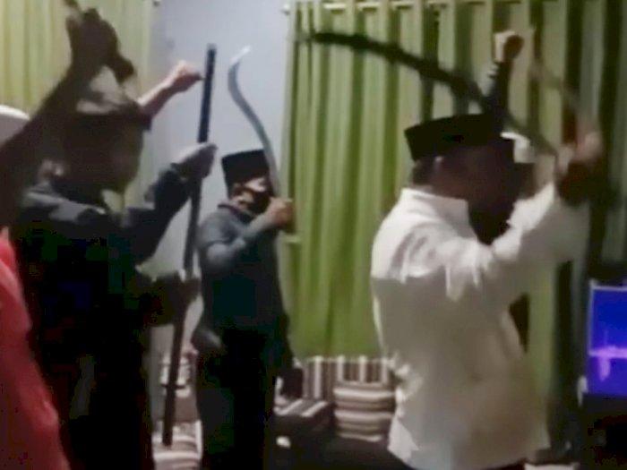 Serukan Jihad Saat Azan Bawa Celurit, Kelompok Jamaah Majalengka Terancam Kena Pidana