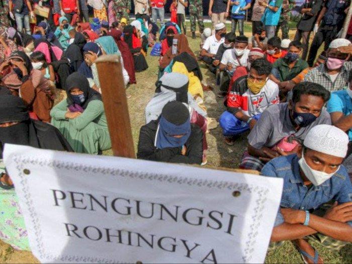 Polda Aceh Sebut Terduga Penyeludupan Imigran Rohingya Kabur ke Malaysia
