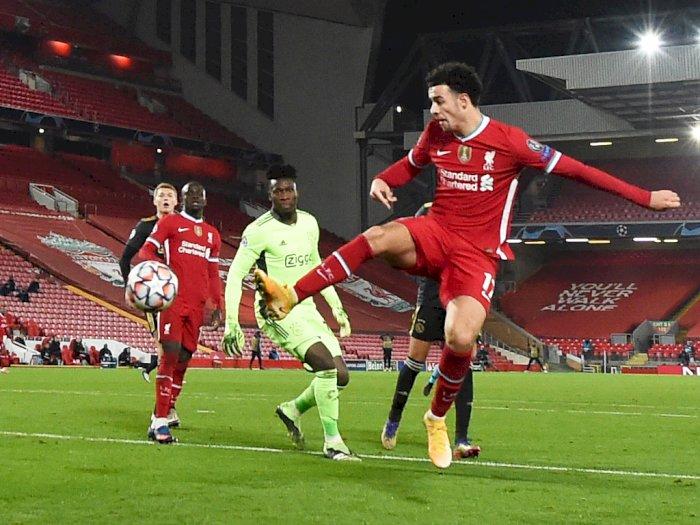 Liverpool Vs Ajax 1-0, Liverpool Dipastikan Lolos Babak 16 Besar