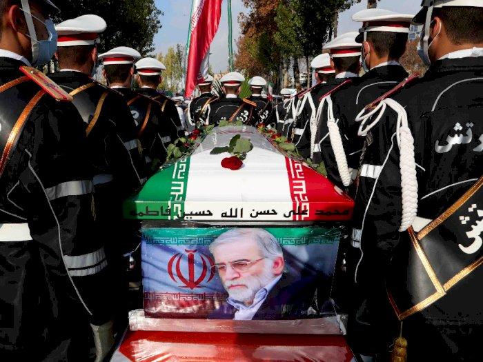 Iran-Israel Panas Terkait Pembunuh Ilmuwan Iran, Amerika Tak Mau Berkomentar