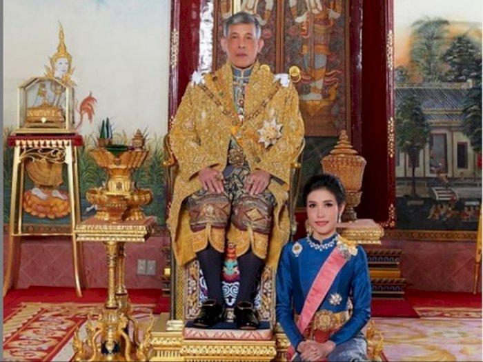 Kisruh di Thailand: Mulai dari Unjuk Rasa, Sampai Intrik Selir Raja di Istana