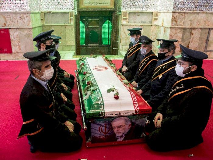 Pembunuhan Ilmuwan Nuklir Iran, Teheran Minta Dewan Keamanan PBB Bertindak