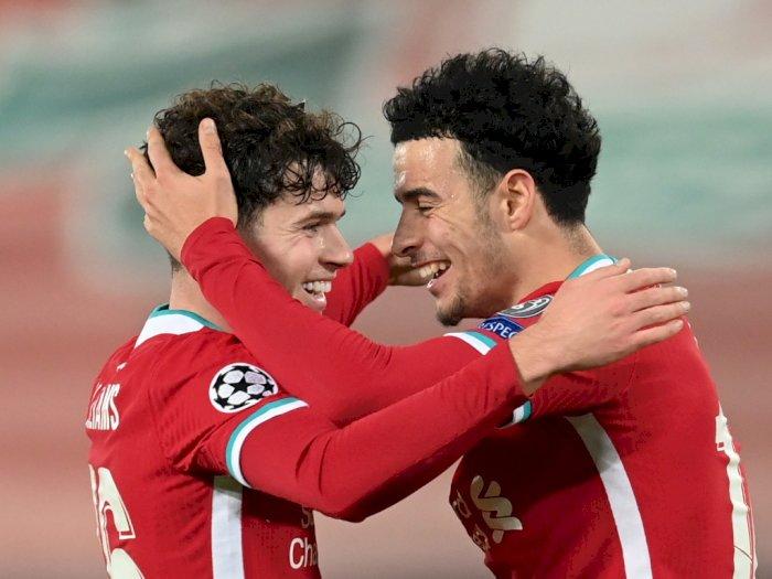 Neco Williams dan Curtin Jones, 2 Remaja Liverpool yang Ukir Sejarah di Liga Champions