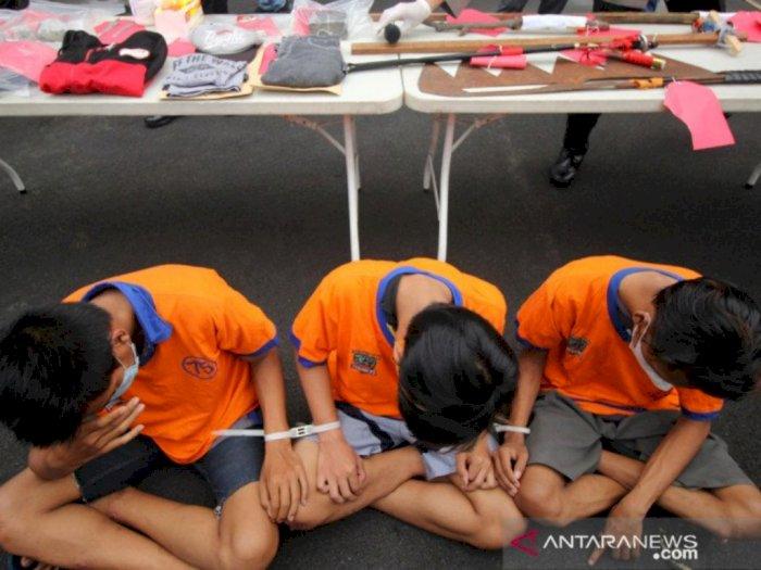 Remaja Surabaya Tewas Mengenaskan Korban Tawuran, Diduga Karena Provokasi di Media Sosial