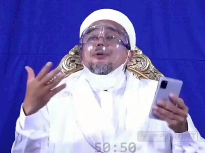 Soal Pancasila Sudah Final, Rizieq: Itu Konsensus Nasional Atas Dasar Akhlak yang Mulia