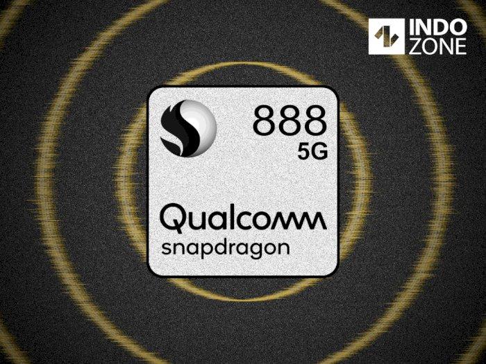 Ini Smartphone Android yang Pertama Kali Pakai Chipset Snapdragon 888!