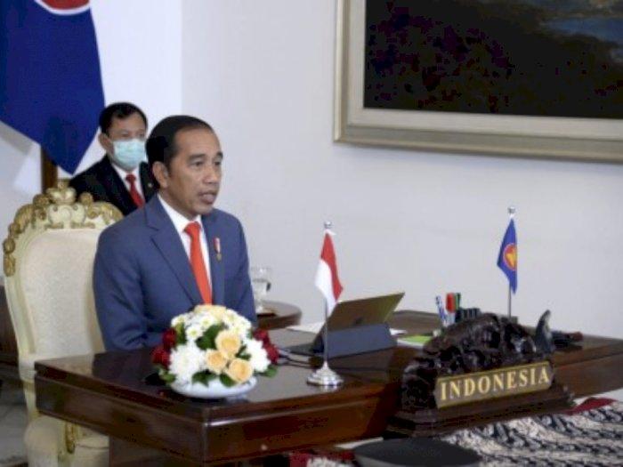 Presiden Jokowi Serahkan Nama 18 Calon Anggota Ombudsman ke DPR