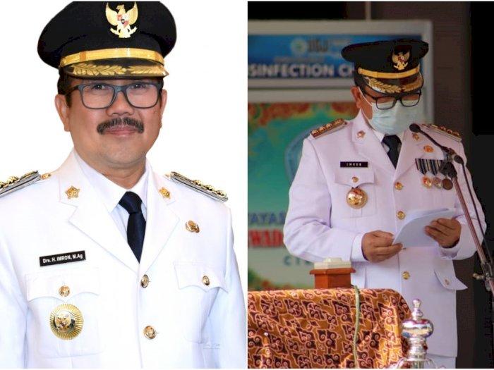BREAKING NEWS: Bupati Cirebon Imron Rosyadi Positif COVID-19, Ajudan & Pengawal Dipantau