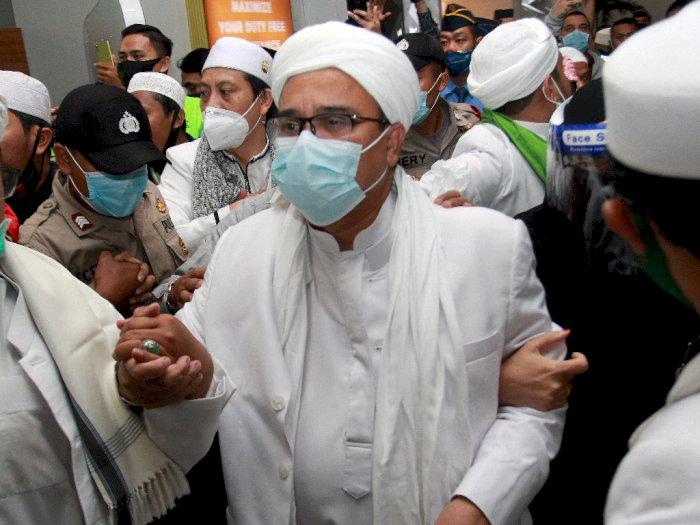 Habib Rizieq Minta Maaf, Namun Polisi Tetap Lanjutkan Penyidikan Kasus Kerumunan