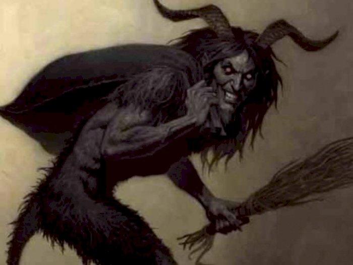 Legenda Krampus, Makhluk Mitologi yang Muncul Menjelang Natal