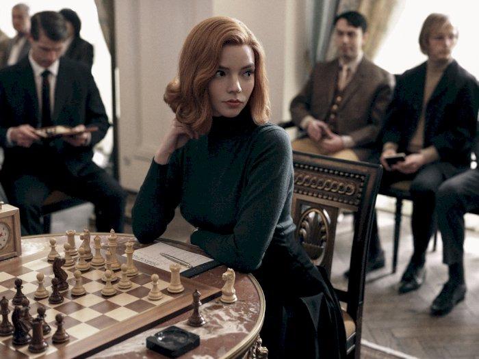 Sinopsis 'The Queen's Gambit (2020)' - Serial Hit Seorang Atlet Catur Wanita