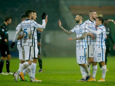 Monchengladbach vs Inter Berakhir 2-3, Laga Sengit Penuh Kartu Kuning
