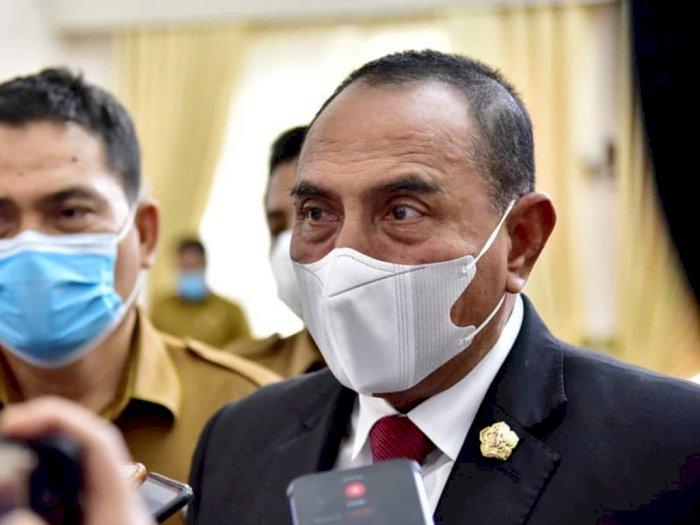 Dilarang Ucap 'Aman' Karena Jadi Singkatan Akhyar-Salman, Gubernur Edy: Kacau!
