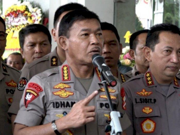 Kapolri Perintahkan Kapolda Sulawesi Tengah Berkantor di Poso selama Perburuan MIT