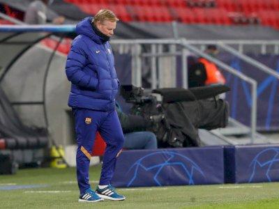 Ferencvaros 0-3 Barcelona, Koeman: Ada Perubahan Besar pada Tim Dibandingkan Awal Musim