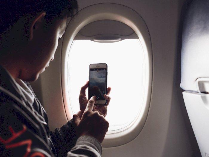 Sempat Dipertimbangkan, FCC Tolak Proposal Tentang Perizinan Panggilan Telepon di Pesawat
