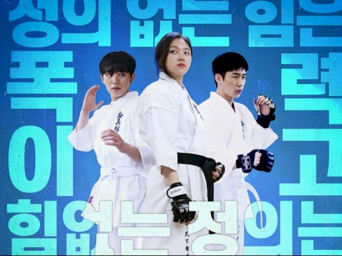 Sinopsis 'Justice High (2020)' - Siswi Ahli Karate Pembela Keadilan