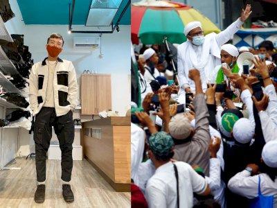 Dokter Tirta Pusing Lihat Tes Swab Rizieq Shihab: 1 Orang Bisa Buat Heboh 1 Negara