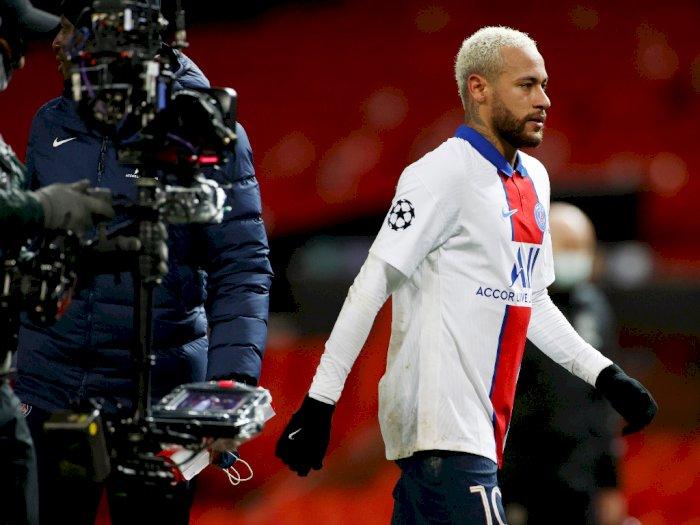 Neymar: Saya Gabung ke PSG Bukan untuk Main di Liga Europa!