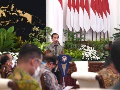 Presiden Jokowi: Buang Ego Sektoral, Jangan Bangun 'Tembok Tinggi' di Balik Otoritas