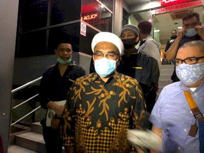 Dituding Jadi Dalang yang Penjarakan Edhy Prabowo, Ngabalin Buat Laporan ke Polda Metro