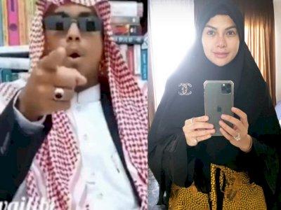 Nikita Mirzani Sebut 'Takbir' Usai Maaher At-Thuwailibi Ditangkap Karena Kasus ITE
