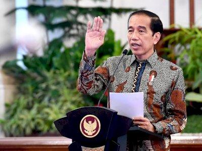 Ekonomi Indonesia Lewati Titik Terendah, Jokowi: Kita Tak Boleh Lengah, Harus Disiplin