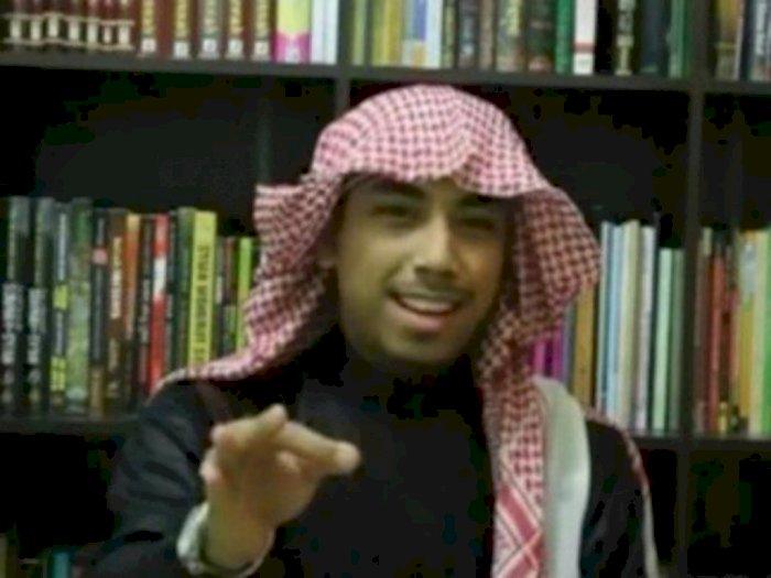 Ustadz Maaher Ditangkap, Polisi Sita HP dan Tab Milik Anak