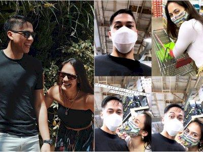 Potret Mesra Pevita Pearce dan Arsyah Rasyid saat Belanja Bareng, Makin Lengket Aja Nih