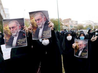 Pejabat Senior AS Sebut Ilmuwan Nulir Iran yang Dibunuh Memang Target Israel Sejak Lama