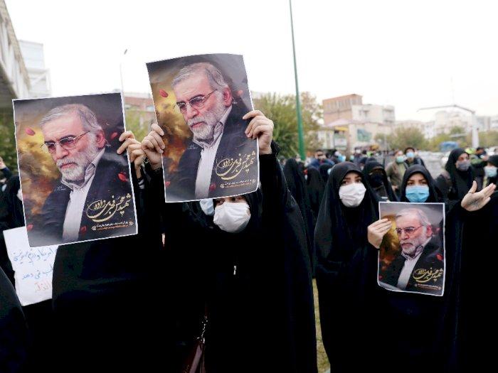 Pejabat Senior AS Sebut Ilmuwan Nuklir Iran yang Dibunuh Memang Target Israel Sejak Lama