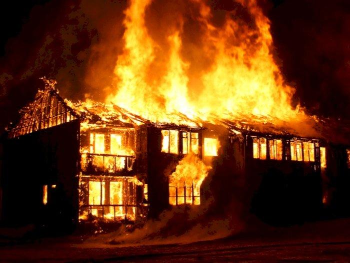 Mengapa Kaca Pecah Saat Terjadi Kebakaran?