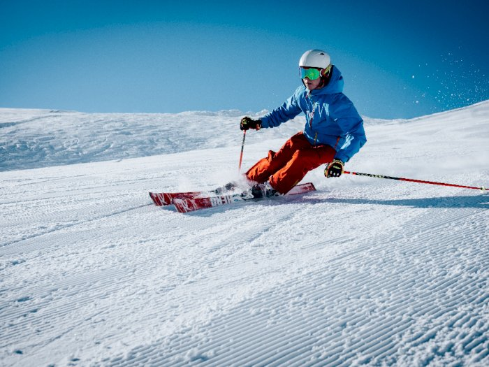 Gelombang Kedua Covid-19, Eropa Larang Permainan Ski Selama Libur Tahun Baru
